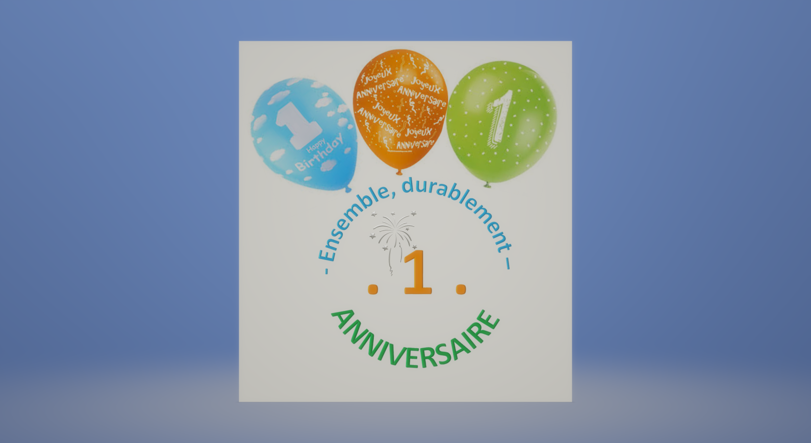 Premier anniversaire de by-id QSE